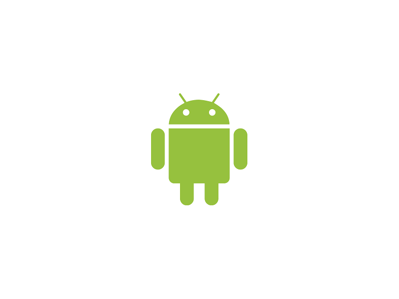 Logo formation Android