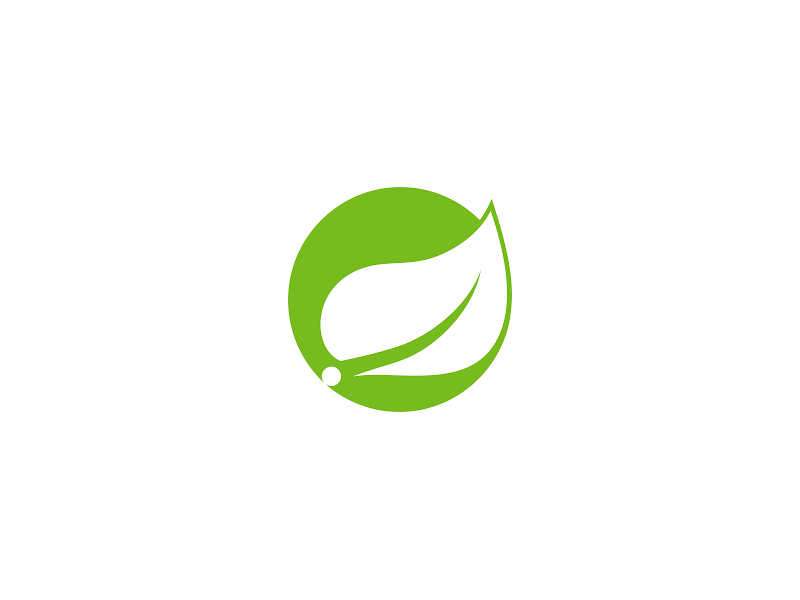 Logo formation spring