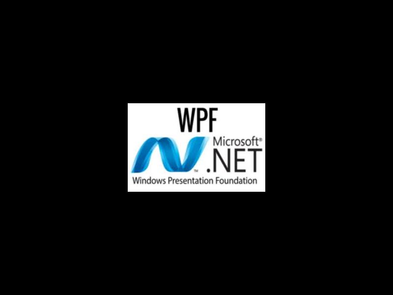 Logo formation wpf