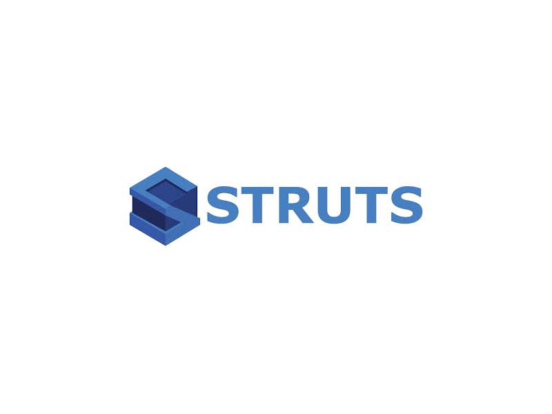 logo formation struts